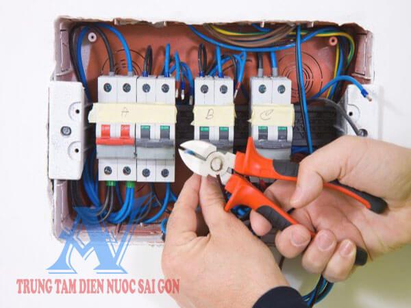 Dịch vụ sửa điện tại quận Phú Nhuận
