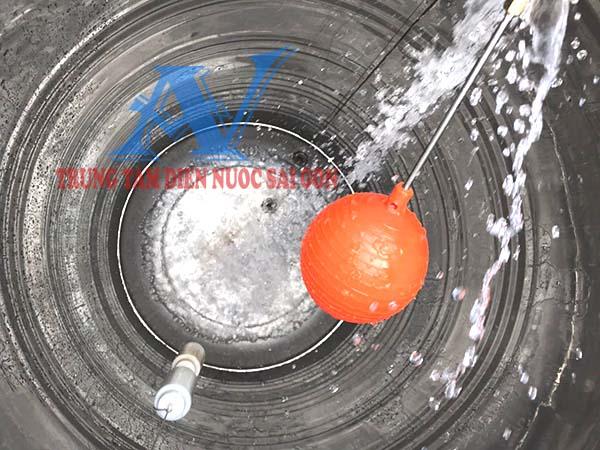 Dịch vụ vệ sinh bồn chứa nước inox tại TPHCM