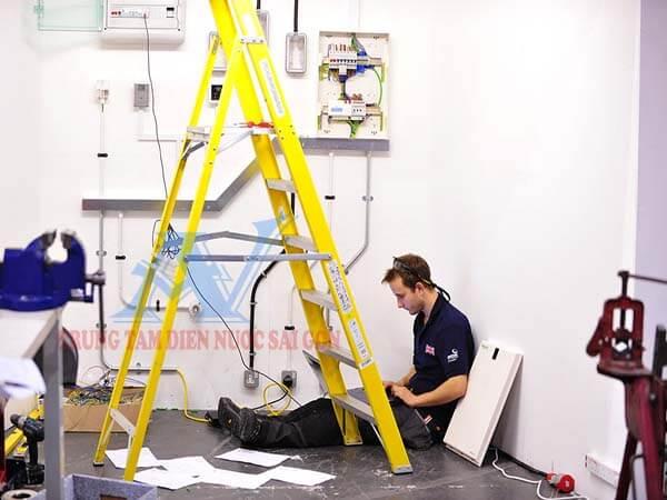 Giới thiệu thợ sửa điện nước