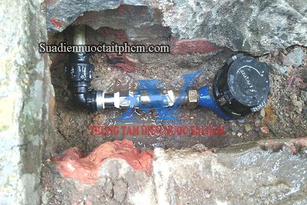 Hướng dẫn cách kiểm tra đường ống nước bị rò rỉ âm trong nhà