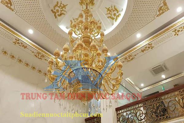 lắp bóng đèn quận Tân Bình