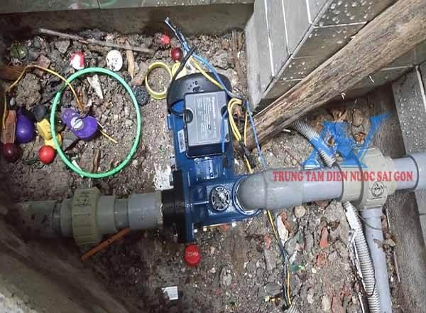 lắp máy bơm nước tại TPHCM