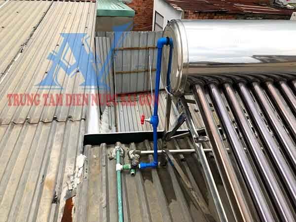 Dịch vụ sửa ống nước nóng tại nhà TPHCM
