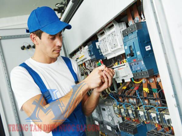 Thợ sửa chữa điện nước tại nhà quận Tân Bình