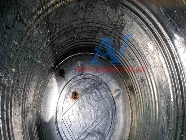 Vệ sinh bồn chứa nước tại quận 2