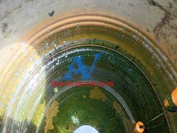 Vệ sinh bồn nước tại TPHCM