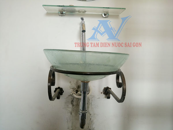 Lắp lavabo tại quận Phú nhuận