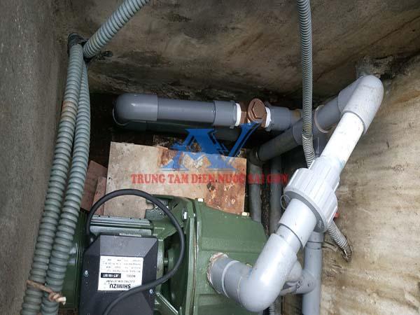 Các nguyên nhân dẫn đến máy bơm nước không chạy